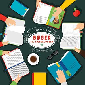 Forside til emnelisten Bøger til læseklubben