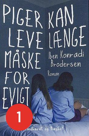 Anbefaling af Piger kan leve længe måske for evigt, Horsens Bibliotek