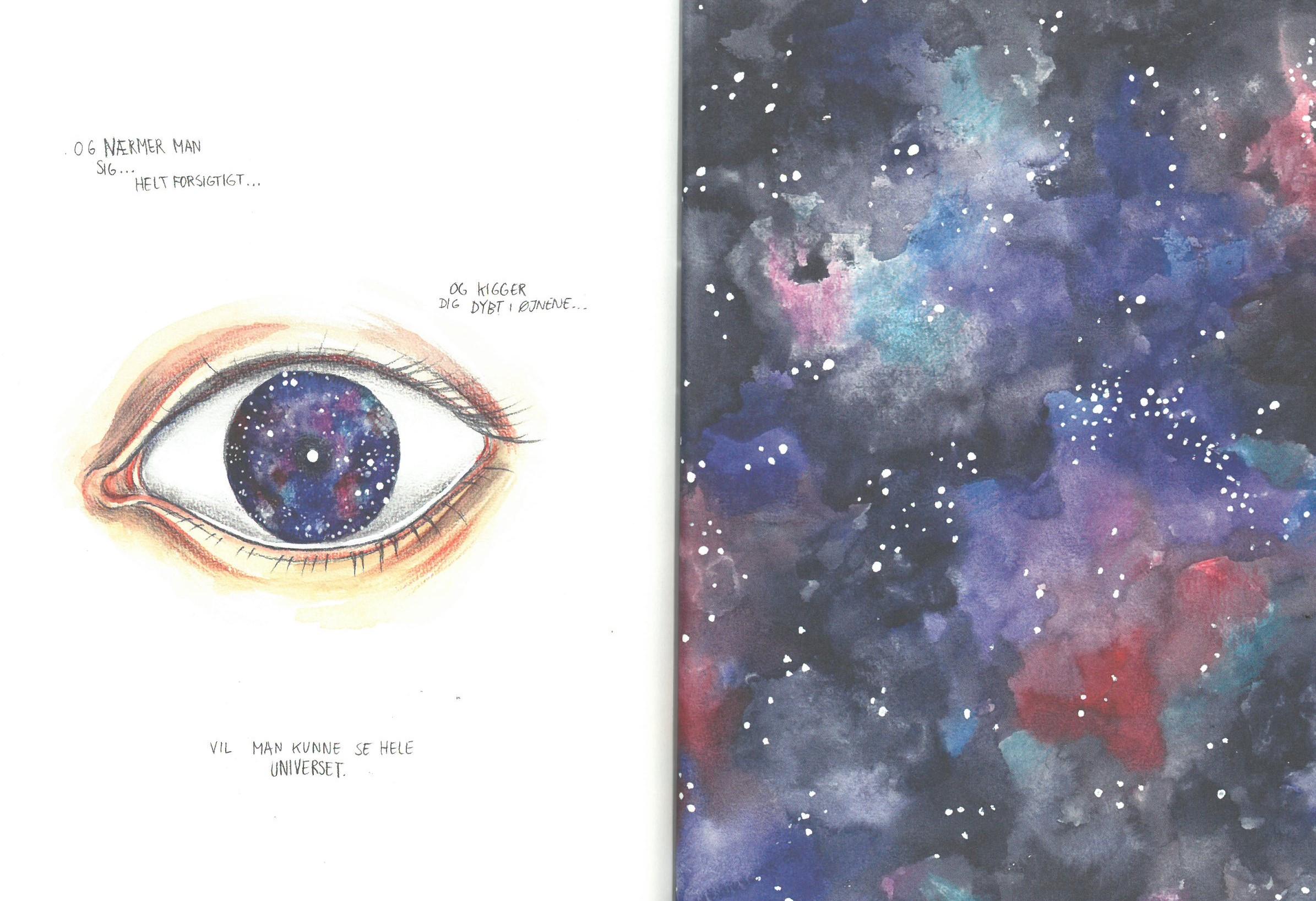 Kosmos af Anna Degnbol