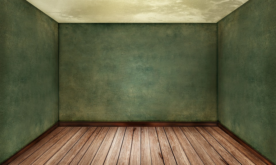 Billede af et tomt rum