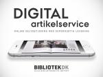 Digital artikelservice logo