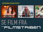 Bibliotekernes filmtilbud på nettet. Se film fra filmstriben