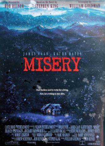 Barry Sonnenfeld, William Goldman, Rob Reiner: Misery