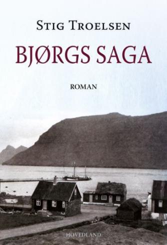 Stig Troelsen (f. 1959): Bjørgs saga : roman