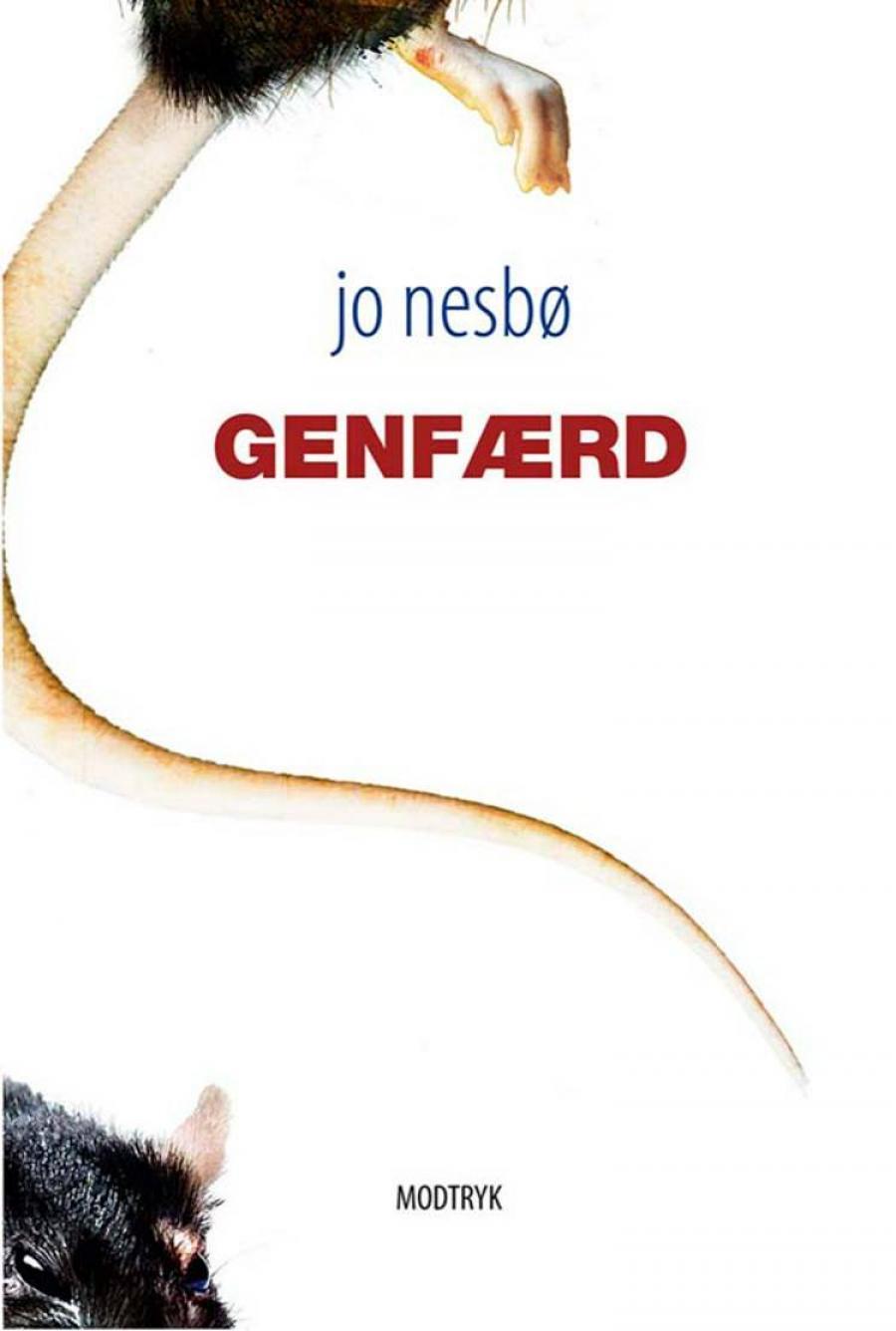 Genfærd af Jo Nesbø