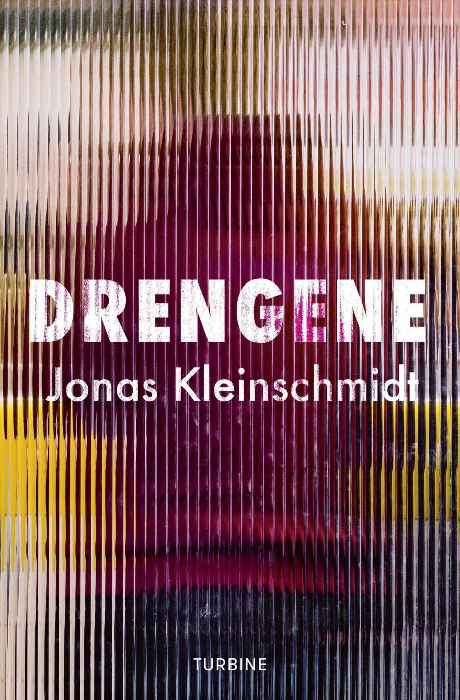 """Forside på Jonas Kleinschmidts roman """"Drengene"""""""