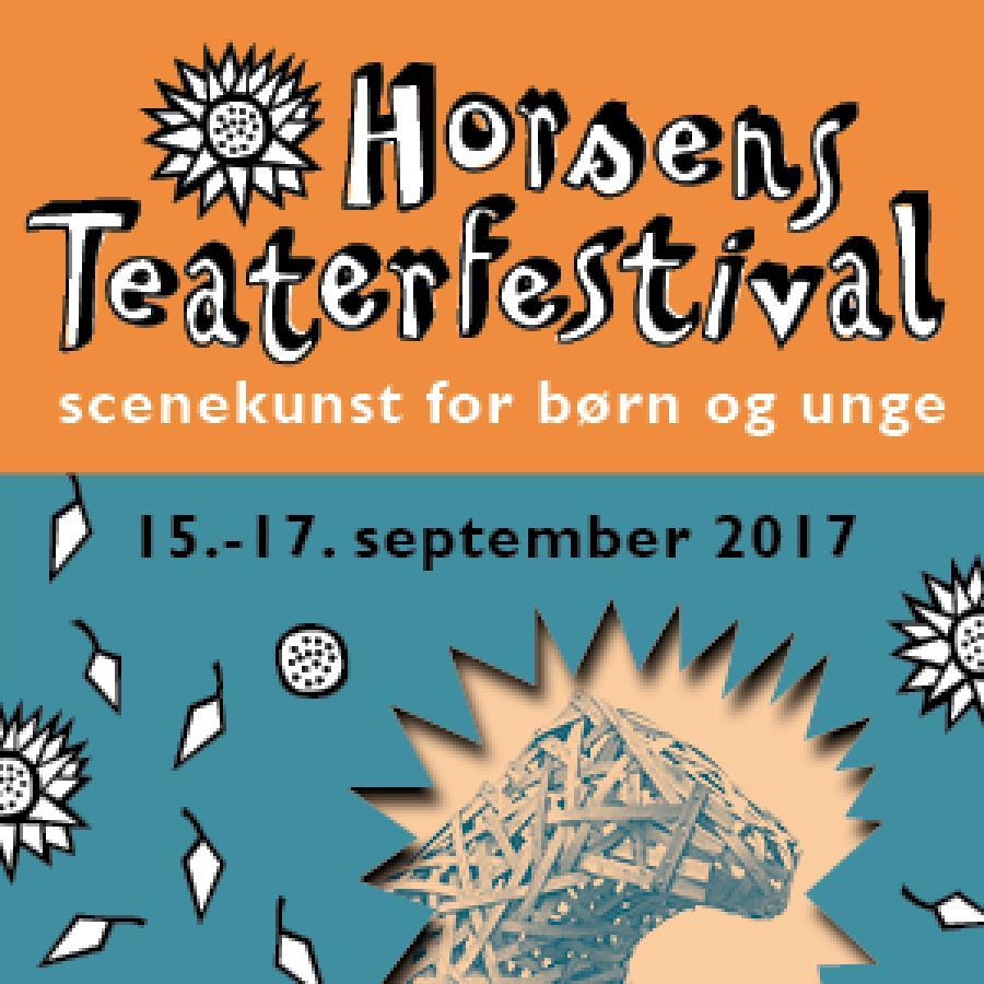 Horsens Teaterfestival 2017: 15. - 17. september