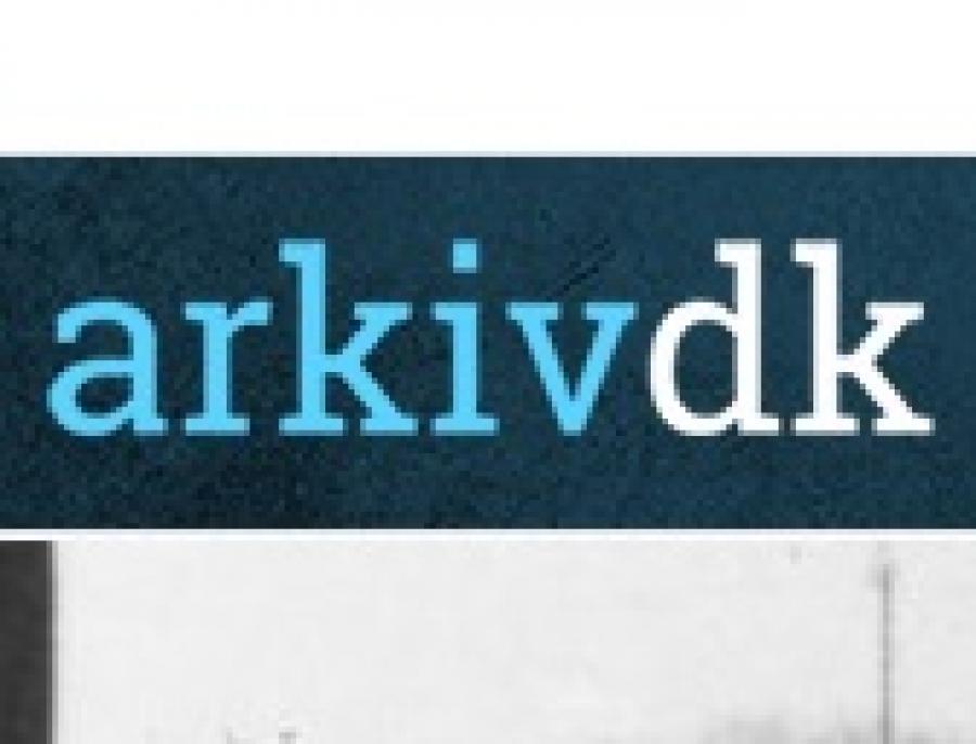 Logo for arkiv.dk