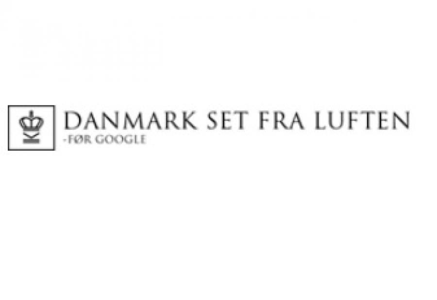 Danmark set fra luften - før google