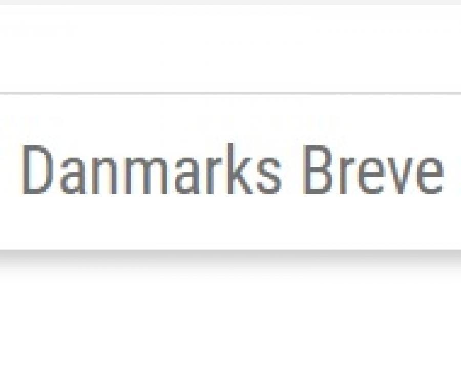 Danmarks breve