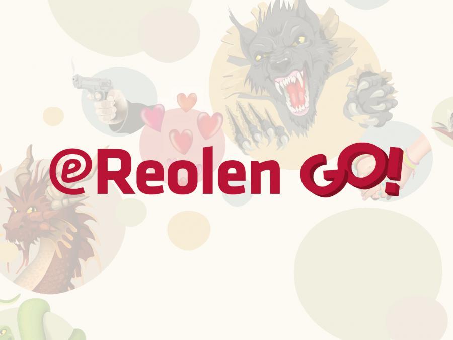 eReolen Go! logo