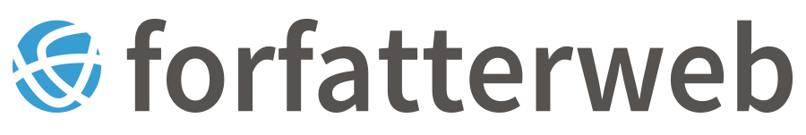 Forfatterweb logo
