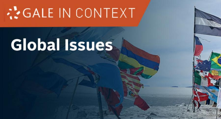Gale in Context: Global issues
