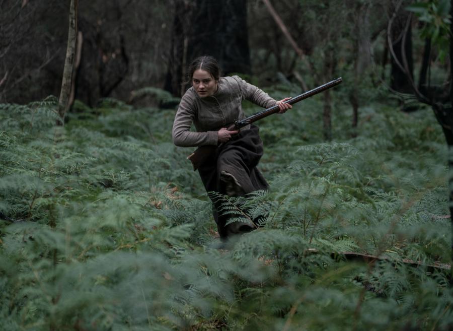 Fra filmen The Nightingale der kan streames via Filmstriben