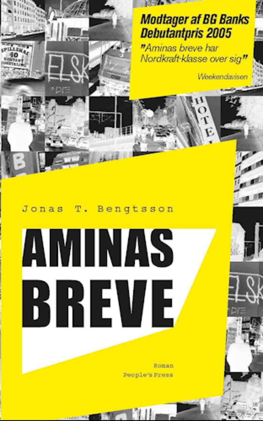 Aminas breve af Jonas T. Bengtsson