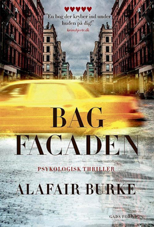 Forside til bogen Bag facaden af Alafair Burke