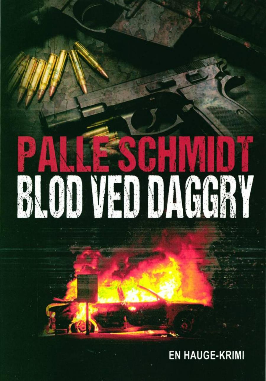 Blod ved daggry af Palle Schmidt