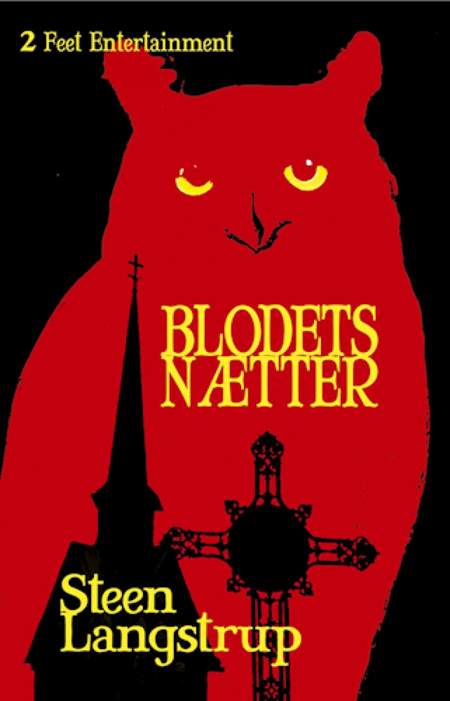 Blodets nætter af Steen Langstrup