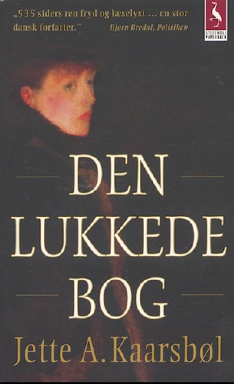 Den lukkede bog af Jette Kaarsbøl