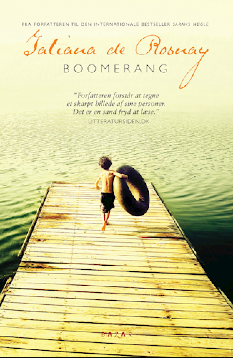 Boomerang af Tatiana de Rosnay