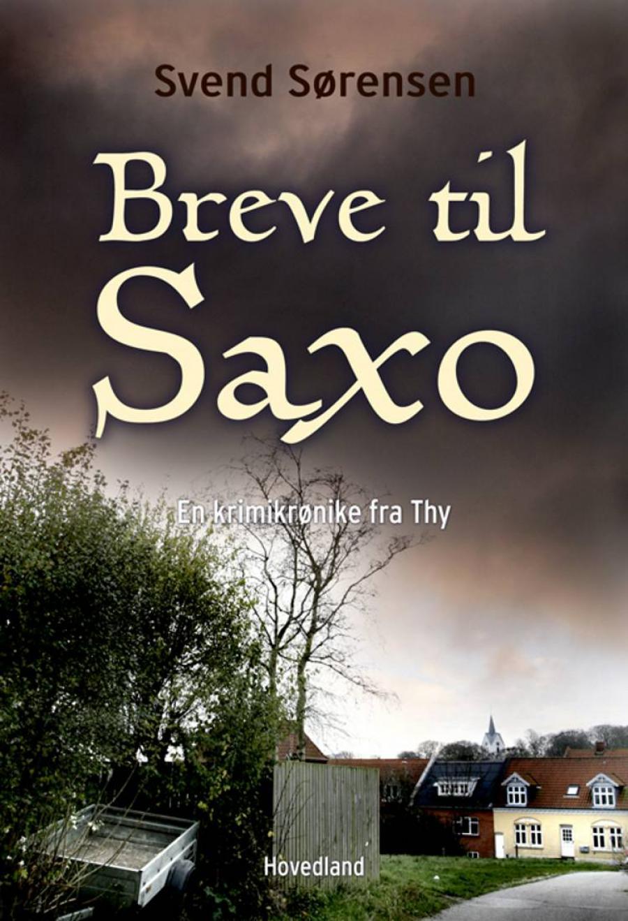 Breve til Saxo af Svend Sørensen