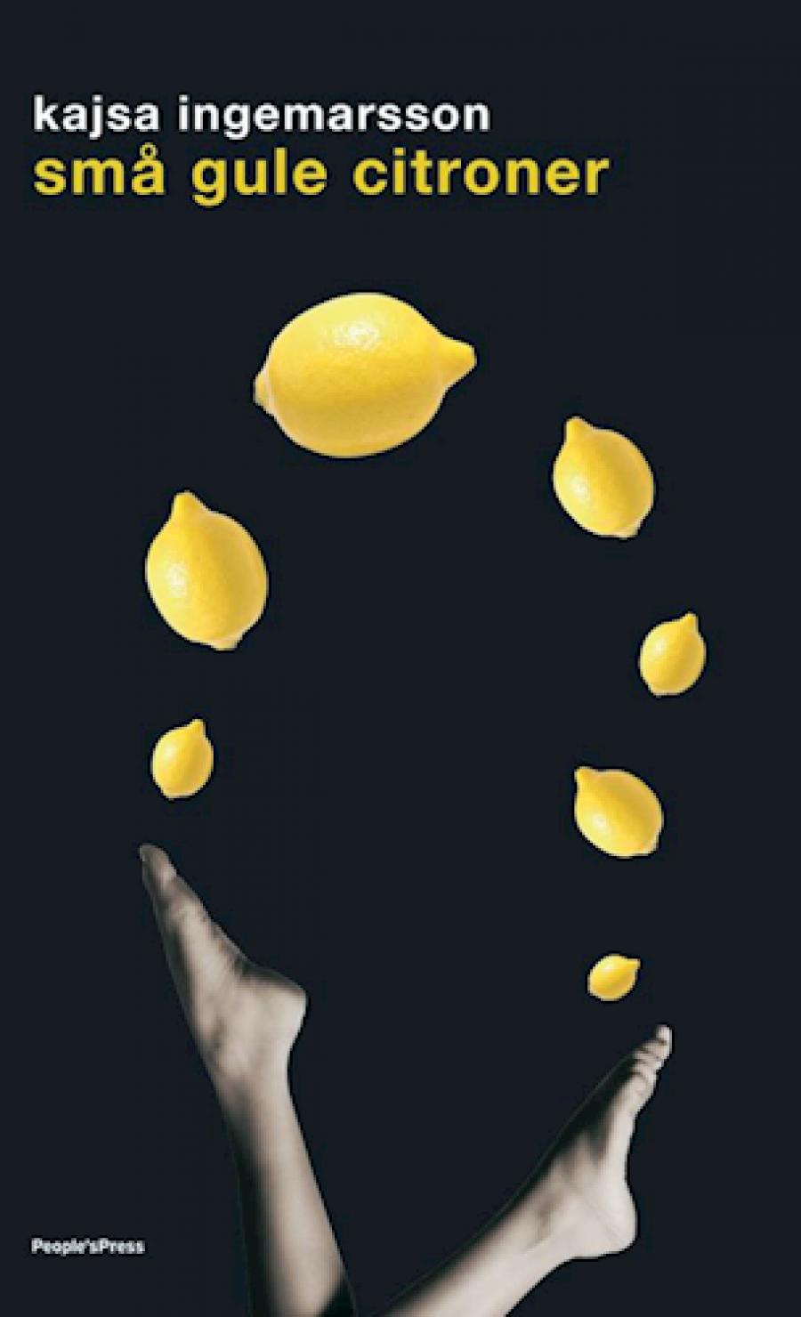 Små gule citroner af Kajsa Ingemarsson