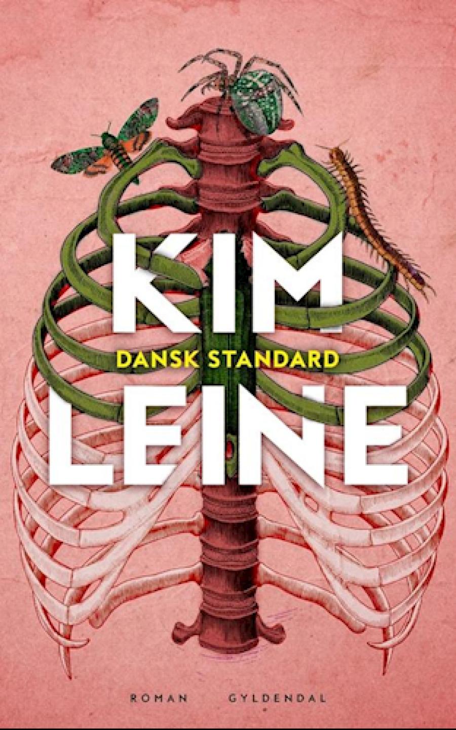 "Forside til Kim Leines ""Dansk standard"""