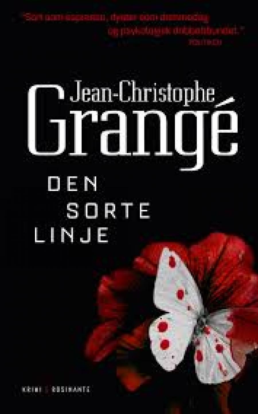 Den sorte linje af Jean-Christophe Grange
