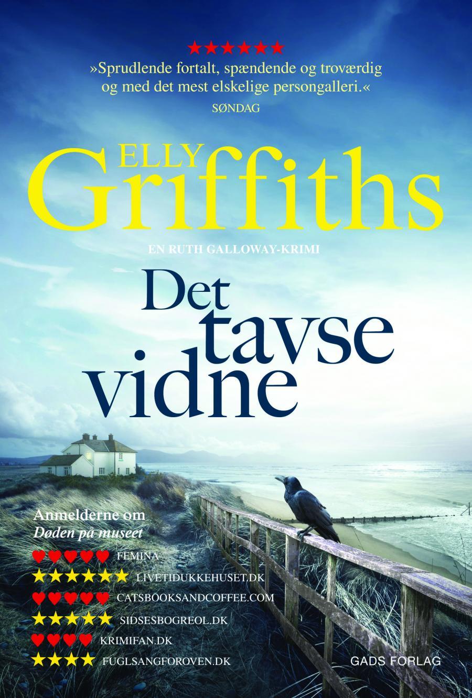 Forside til bogen Det tavse vidne af Elly Griffiths