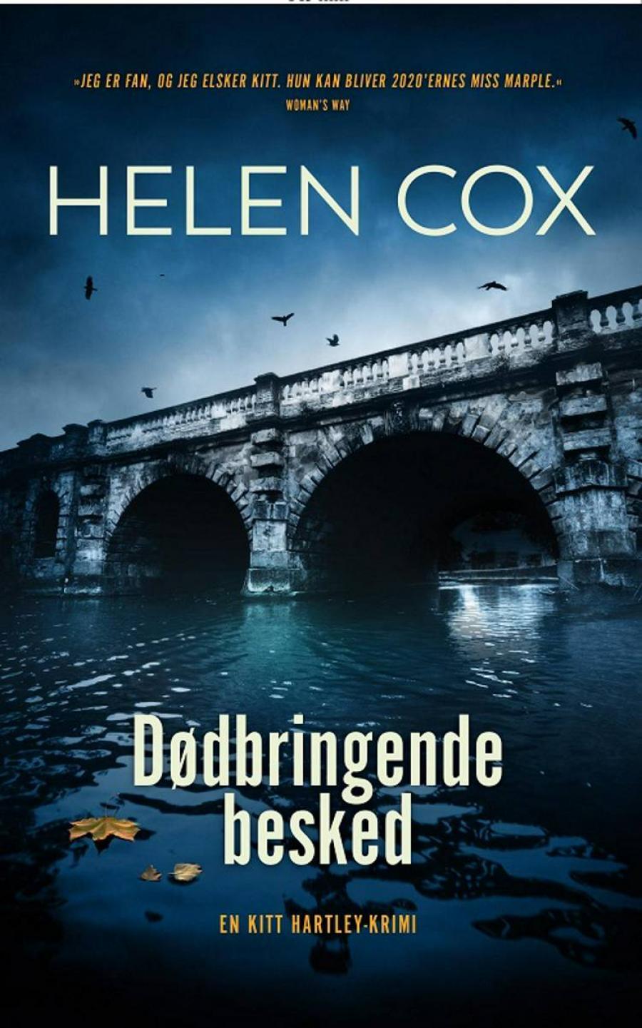 Dødbringende besked af Helen Cox
