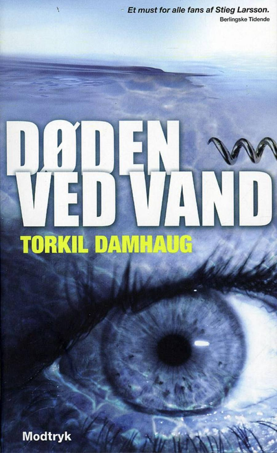 Døden ved vand af Torkil Damhaug