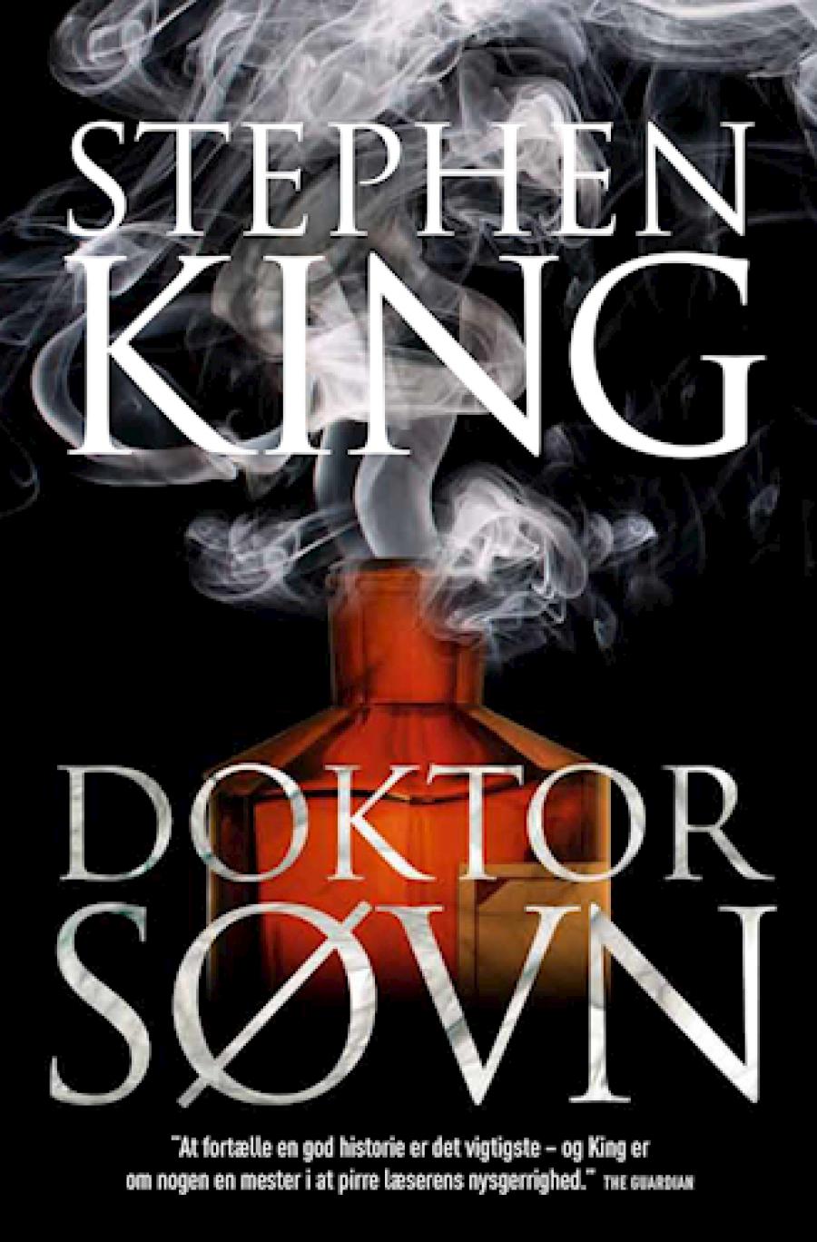 Forside til filmen Doktor Søvn af Stephen King