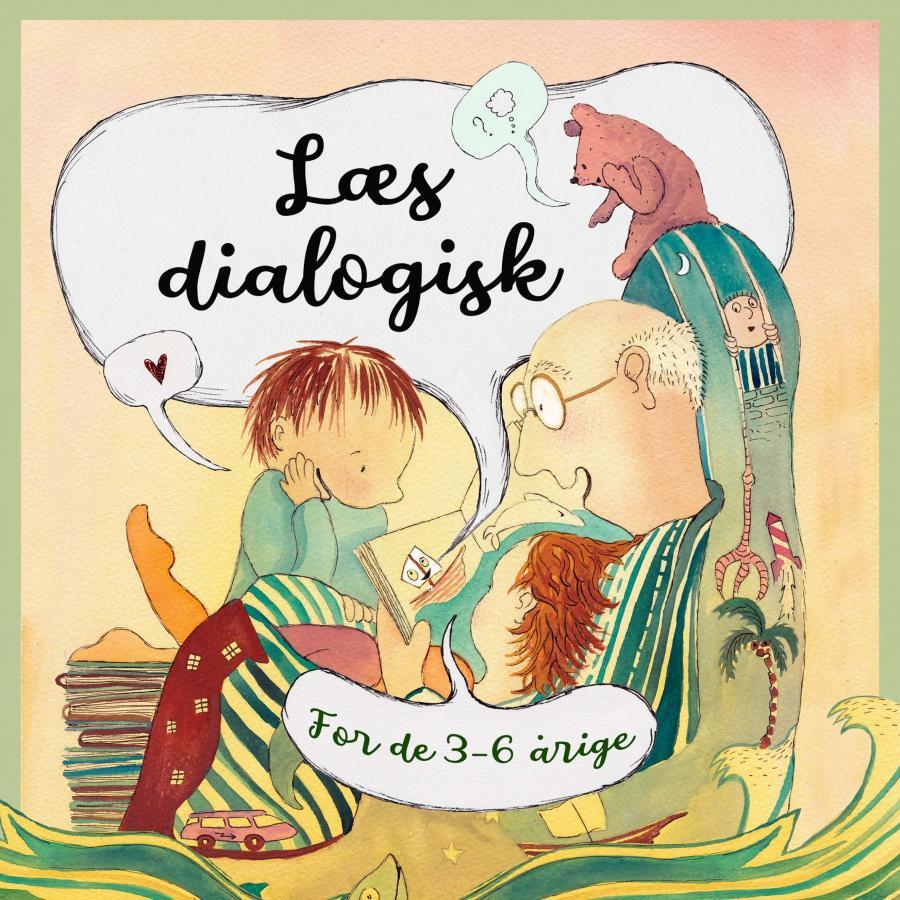 Emneliste: Læs dialogisk for de 3-6 årige