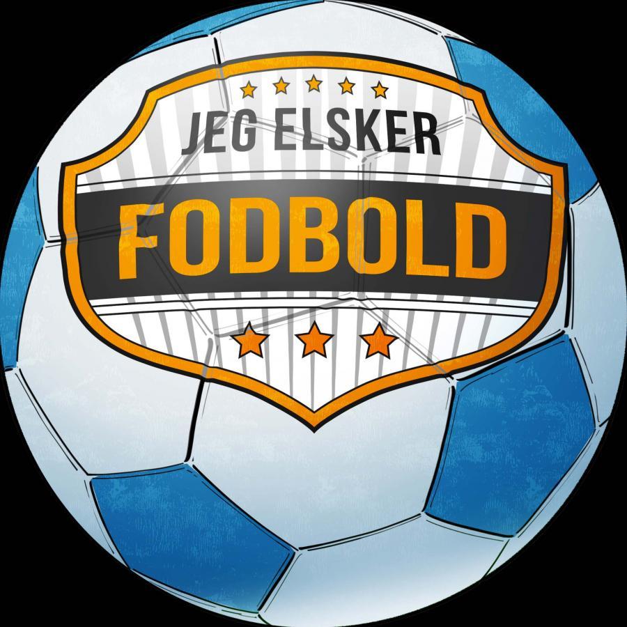 Emneliste - Jeg elsker fodbold