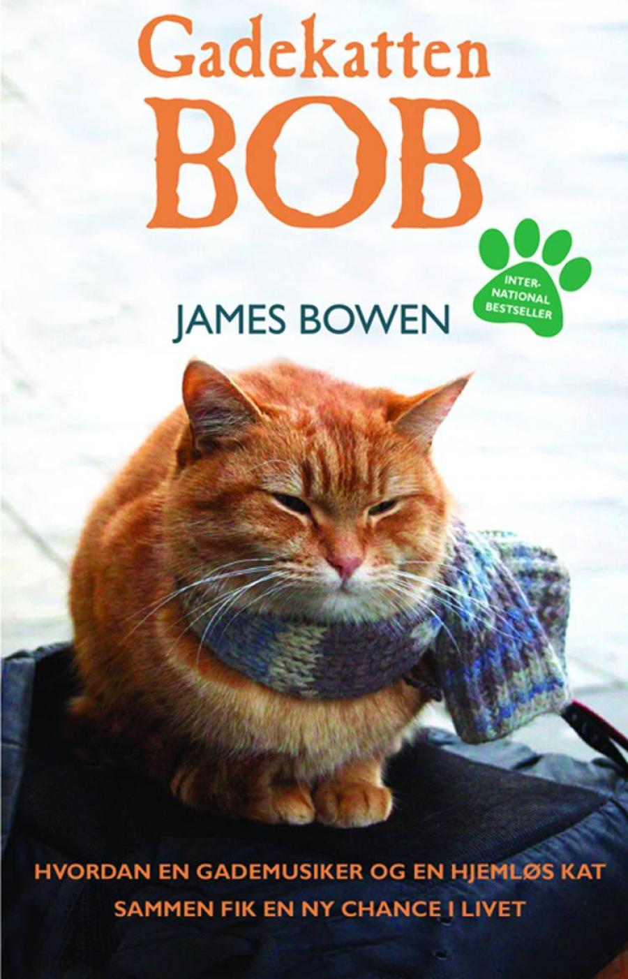 Gadekatten Bob af James Bowen