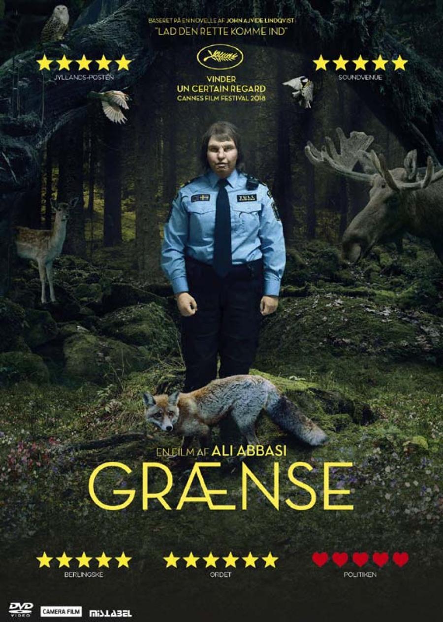 Plakat for filmen Grænse