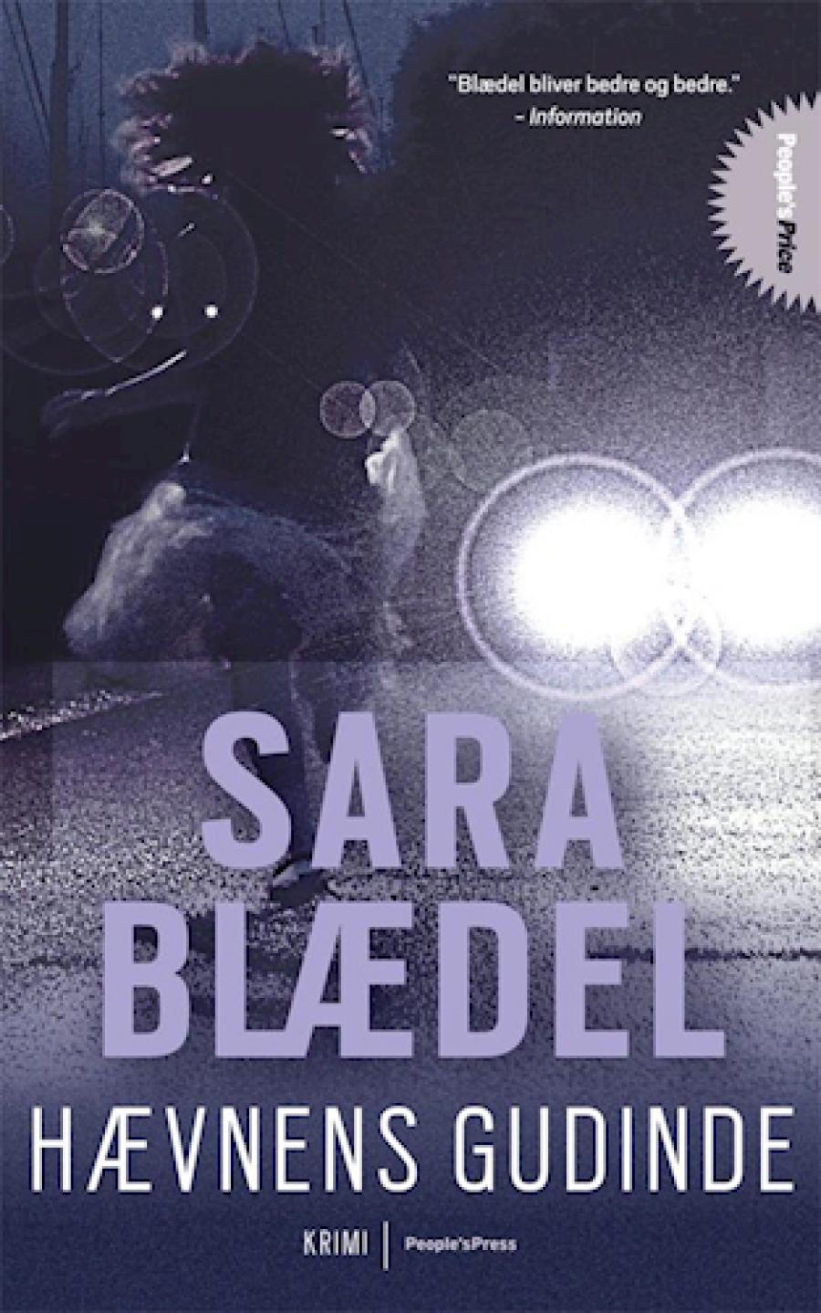 Hævnens gudinde af Sara Blædel