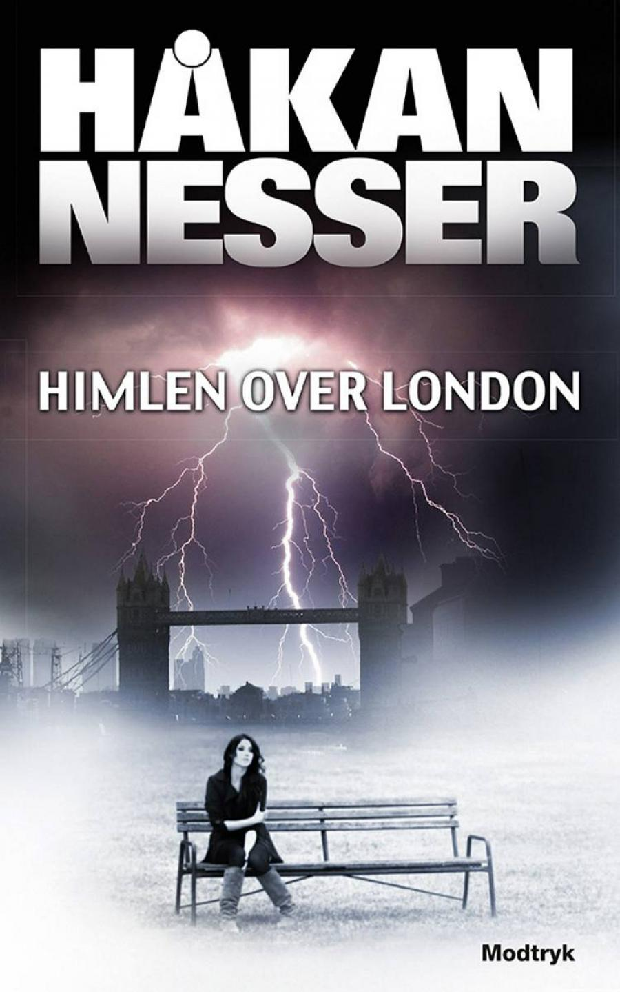 Himlen over London af Håkan Nesser