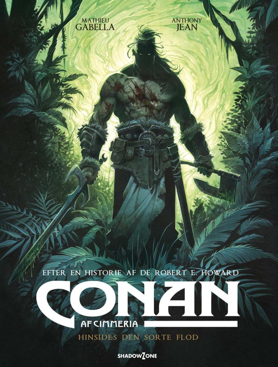 Bogforside for Conan af Cimmeria