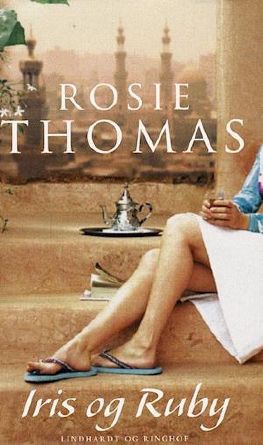 Iris og Ruby af Rosie Thomas