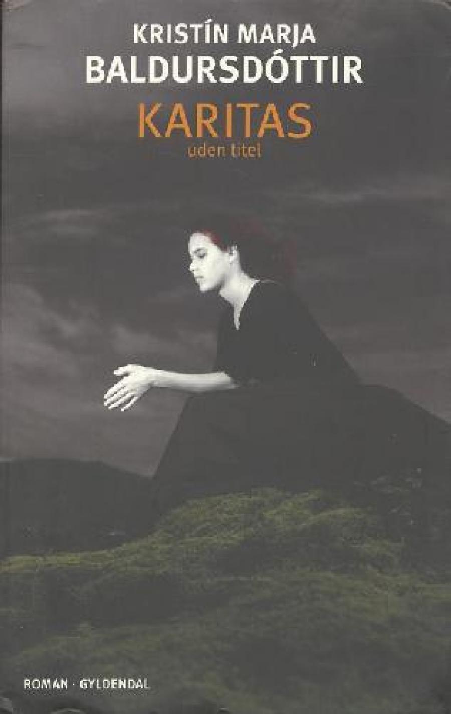Karitas uden titel af Kristín Marja Baldursdóttir