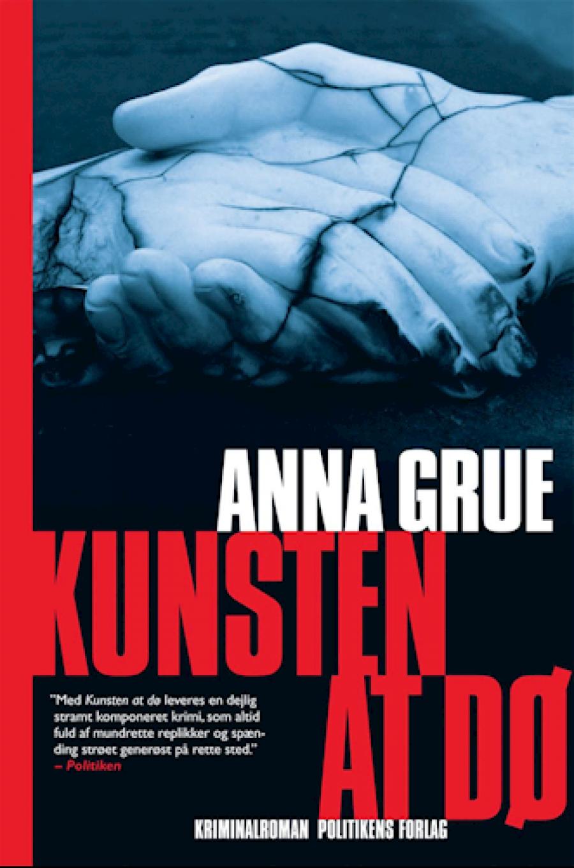 Kunsten at dø af Anna Grue