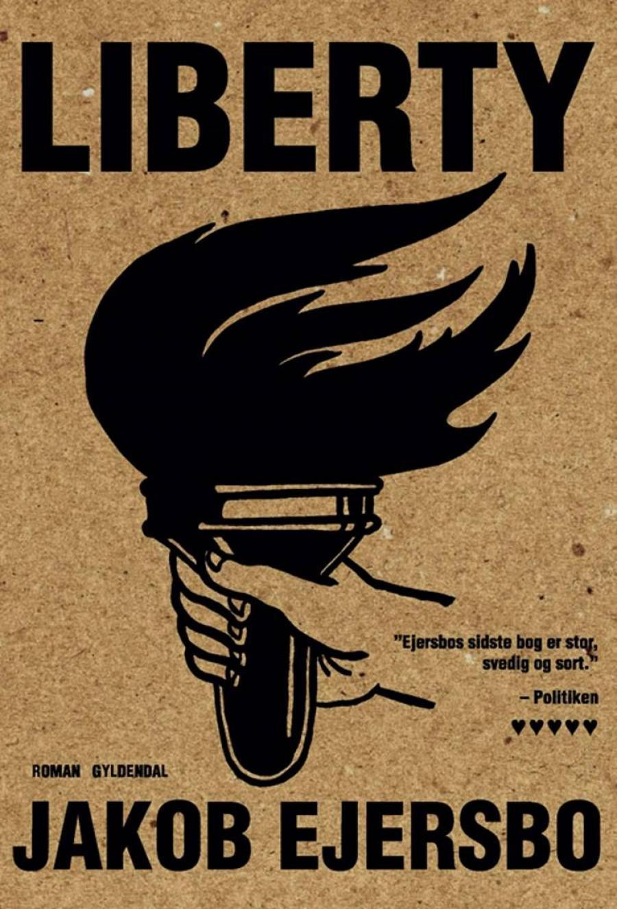 Liberty af Jakob Ejersbo
