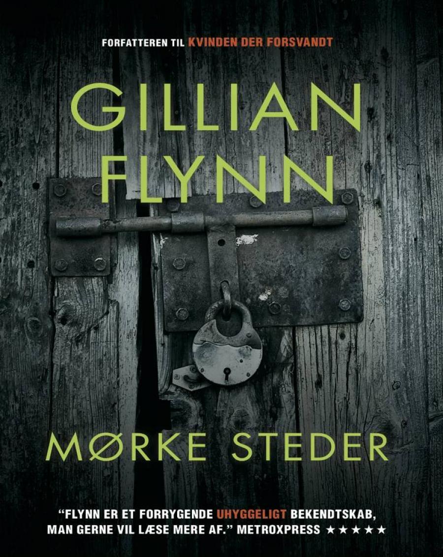 Mørke steder af Gillian Flynn