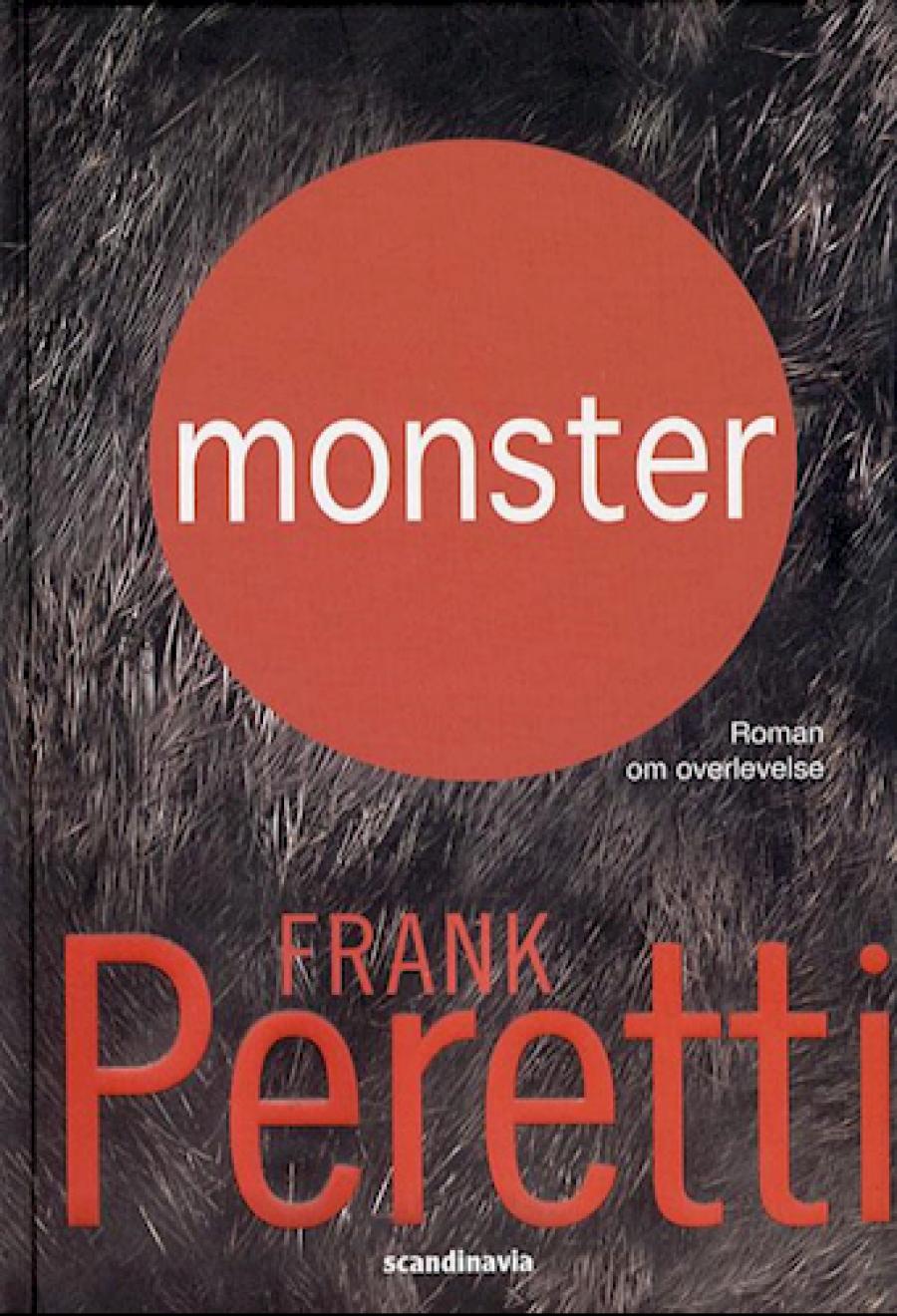 Monster af Frank Peretti