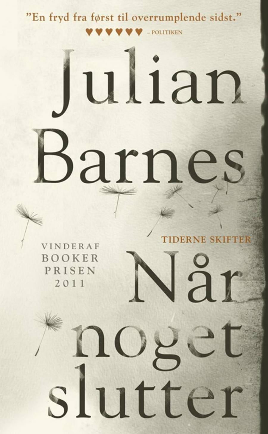 Når noget slutter af Julian Barnes
