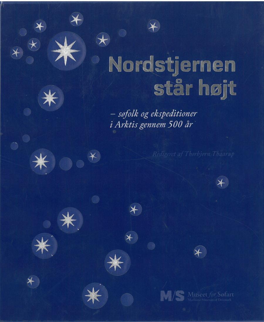 Forside til bogen Nordstjernen står højt