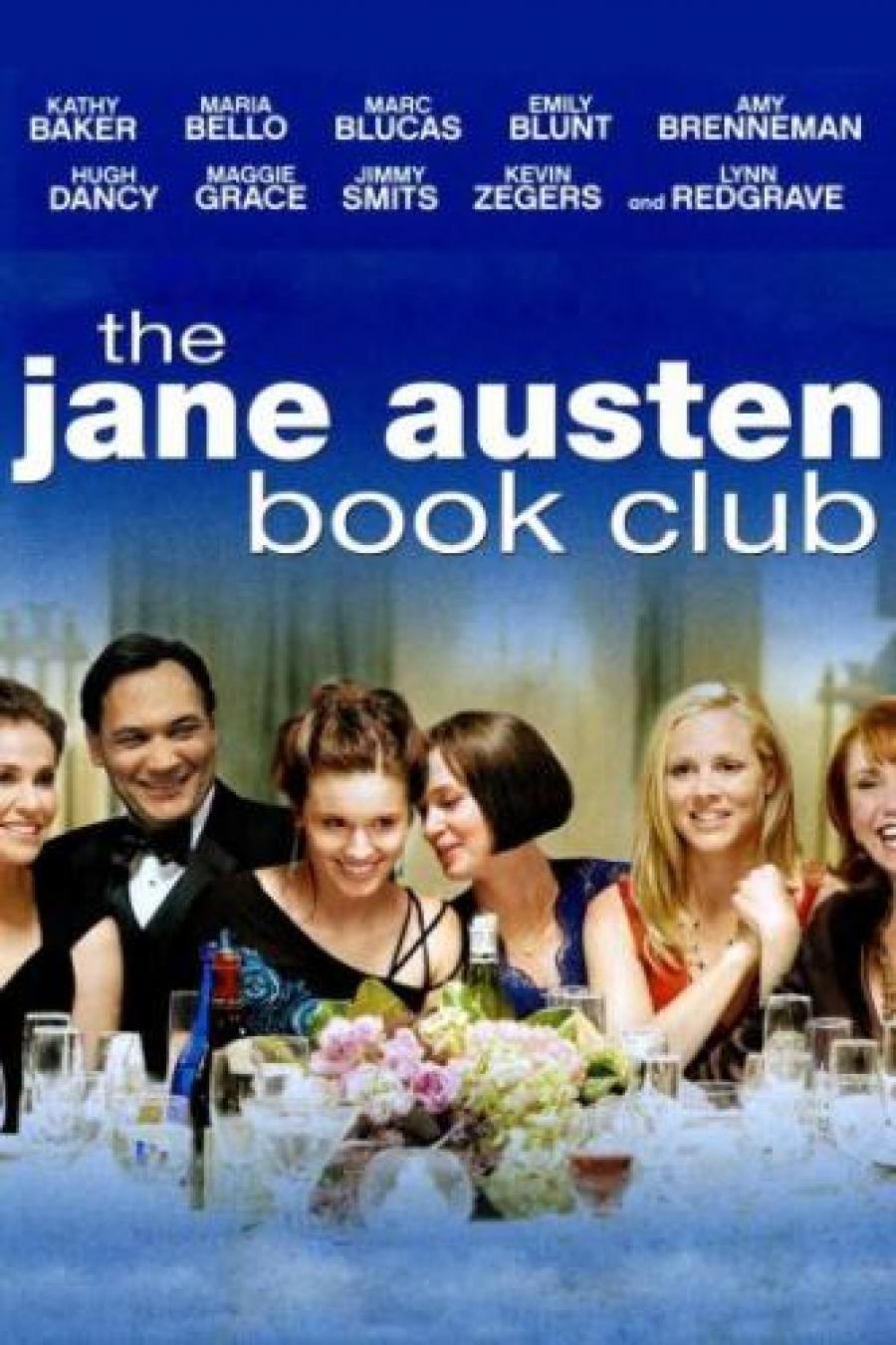 """Forside til filmen """"The Jane Austen Book Club"""""""