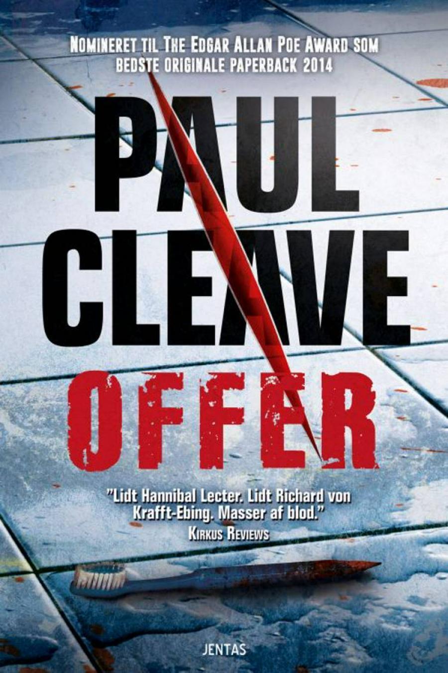 Offer af Paul Cleave