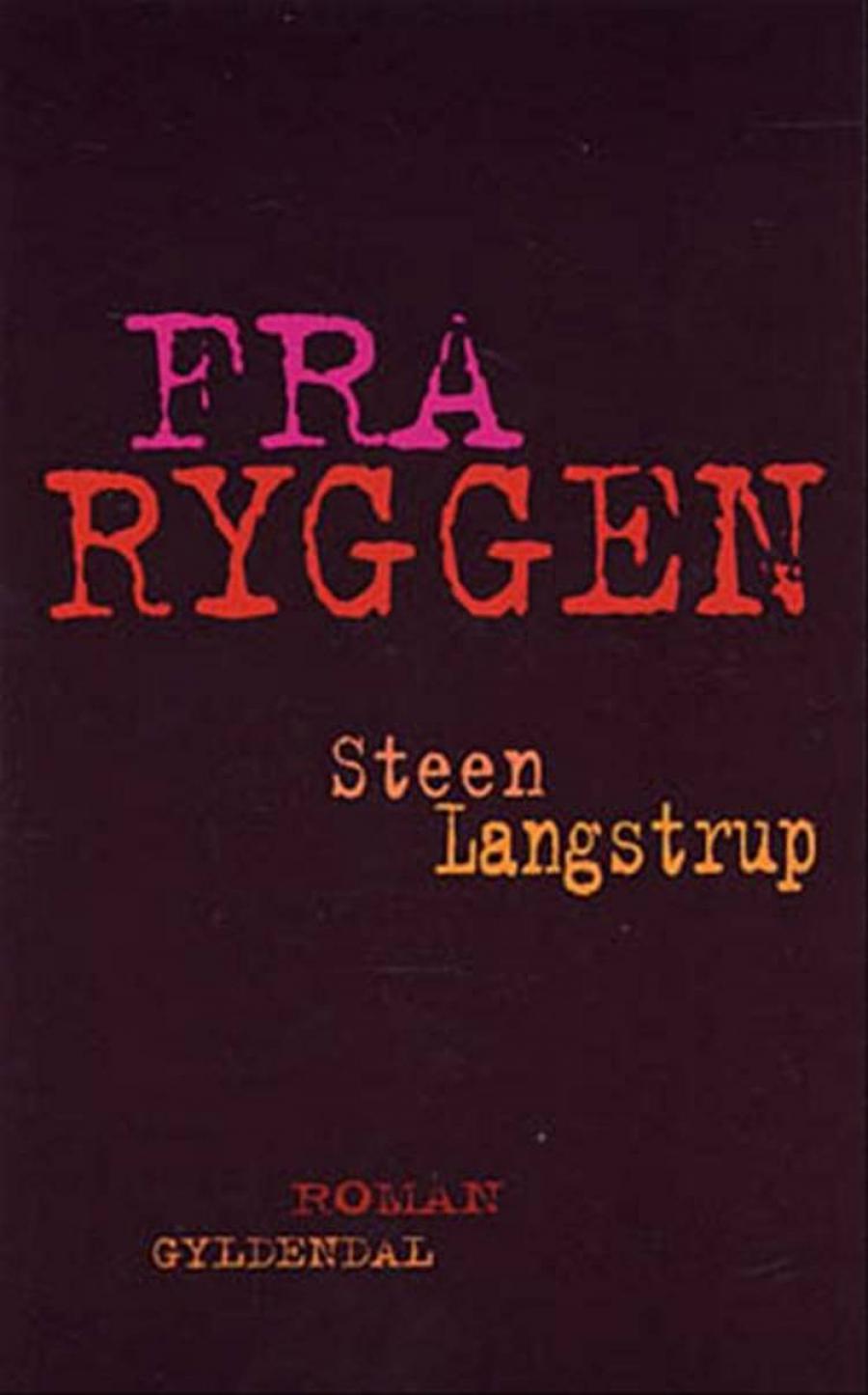 Fra ryggen af Steen Langstrup